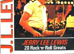 Jerry Lee Lewis. 20 Rock`n`Roll Greats