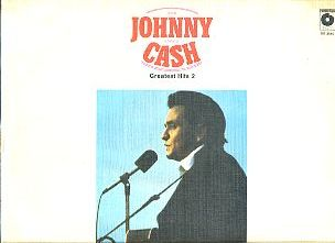 Johnny Cash. Greatest Hits 2