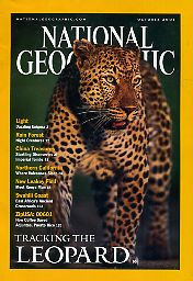 National Geographic 2001 October. Vol. 200. No. 4