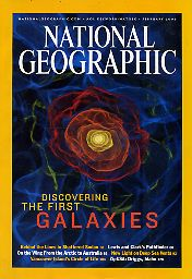National Geographic 2003 February. Vol. 203. No. 2
