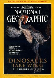 National Geographic 1998 July. Vol. 194. No. 1