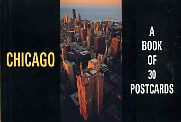 Chicago. A Book of 30 Postcards