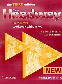The New Headway Elementary. Workbook without Key