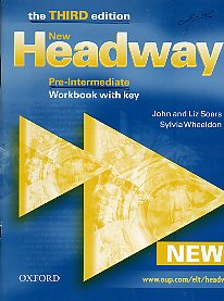 New headway. Pre-intermediate. Workbook with key