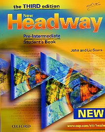 New Headway. Pre-Intermediate. Student's Book. The Third Edition