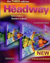 New Headway Elementary Student's Book. The Third Edition
