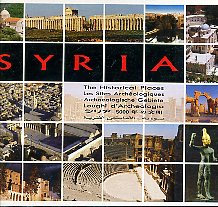 Syria - The Historical Places