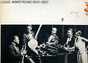 Louis Armstrong 1923 - 1927