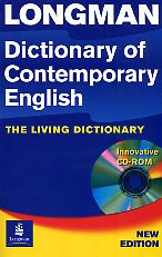 Longman Dictionary of Contemporary English + CD plaat