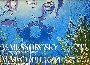 M. Mussorgsky 'Pictures from an exhibition'