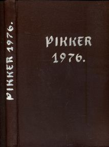 Pikker 1976/1-24 (14, 21, 22, 23 PUUDUVAD!)