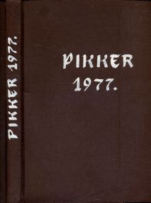 Pikker 1977/1-24 (18, 19, 20, 21, 22, 23 PUUDUVAD!)