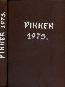 Pikker 1975/1-24 (11, 12 PUUDUVAD!)