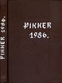 Pikker 1986/2-24 (1, 18, 19 PUUDUVAD!)