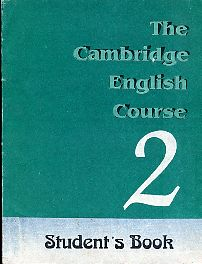 The Cambridge English Course 2. Student´s Book 1