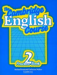 The Cambridge English Course. Practice Book 2