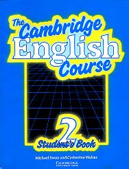 The Cambridge English Course. Student´s Book 2