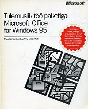 Tulemuslik töö paketiga Microsoft Office for Windows 95