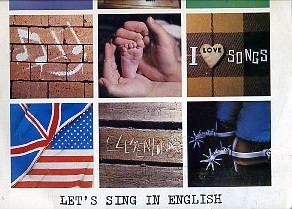 Let's sing in English