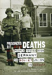 POW deaths and people handed over to Germany and the Soviet Union in 1939 - 55. A Research Report by the Finnish National Archives