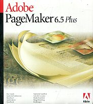 Adobe PageMaker version 6.5. User guide