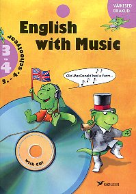 English with music. 3.-4. schoolyear + CD