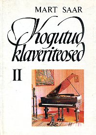 Kogutud klaveriteosed II. Palad. Collection of piano works II. Pieces. Собрание сочинений II. Пьесы