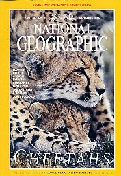 National Geographic 1999 December. Vol. 196. No. 6