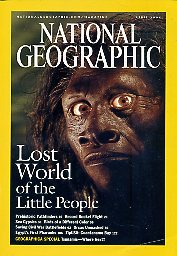 National Geographic 2005 April. Vol. 207. No. 4