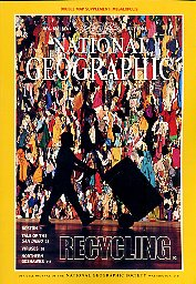 National Geographic 1994 July. Vol. 186. No. 1