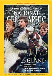 National Geographic 1994 September. Vol. 186. No. 3