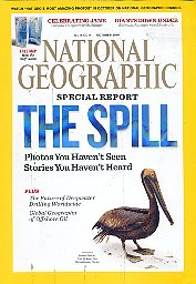 National Geographic 2010 October. Vol. 218. No. 4