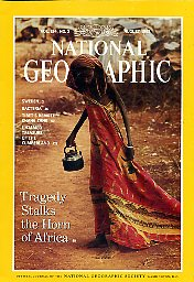 National Geographic 1993 August. Vol. 184. No. 2
