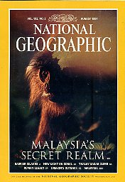 National Geographic 1997 August. Vol. 192. No. 2