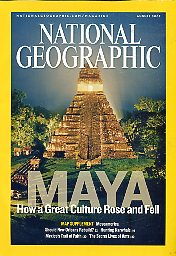 National Geographic 2007 August. Vol. 212. No. 2