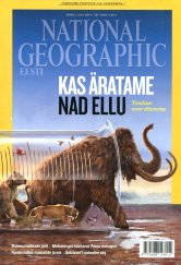 National Geographic Eesti 2013 aprill Nr 4