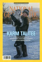 National Geographic Eesti 2013 november Nr 11