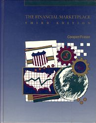 The Financial Marketplace. Third edition