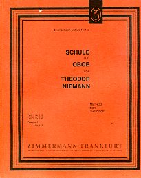 Schule für Oboe. Teil 1. Method for the oboe
