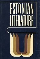 Estonian Literature. Historical Survey with Biobibliographical Appendix