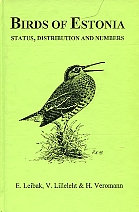 Birds of Estonia. Status, distribution and numbers