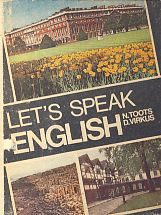 Let´s speak english