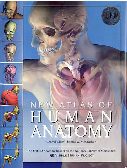 The New Atlas of Human Anatomy + CD