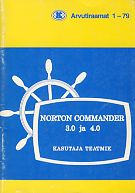 Norton Commander 3.0 ja 4.0
