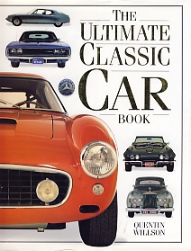 The ultimate classic car book (Klassikaliste autode raamat)