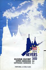 Europa Cantat 14. Nevers 2000